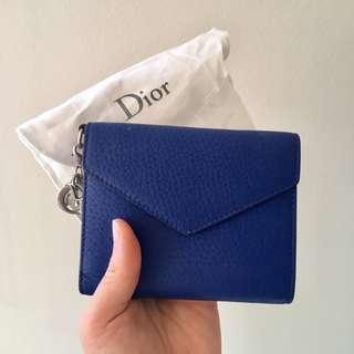 Dior Diorissimo envelope wallet