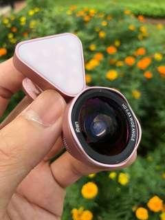 Artemislens自家品牌 高清廣角微距 補光 3in1 手機鏡頭