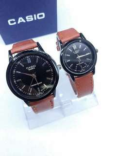 Couple Watch Casio