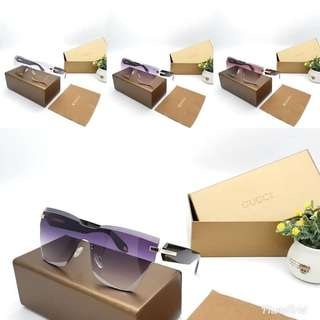 KACAMATA FASHION SUNGLASS WANITA GC 7081