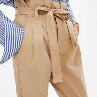 Berksha trousers with belt