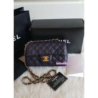 Preloved Chanel mini rectangular