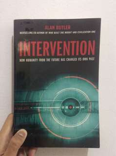 Intervention (by Alan Butler)