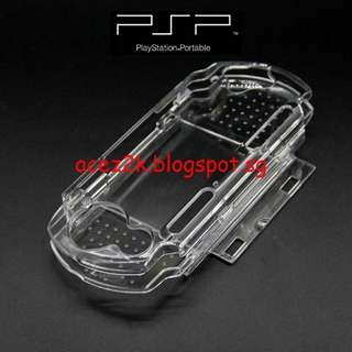[BNIB] PSP Fat / Slim Hard Crystal Case (Brand New Boxed)