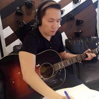 Guitar Lesson for Beginners at Yishun
