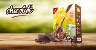 Mass Goat Milk Chocolate