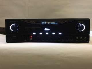 B-Kara Karaoke Amplifer USB BLU