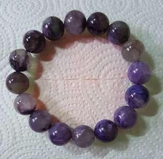 🚚 紫龍晶手鍊13M