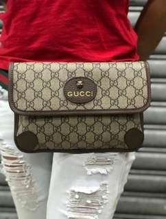 Gucci Neo Vintage Canvas Belt Bag