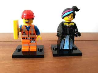 Lego Movie Minifig.