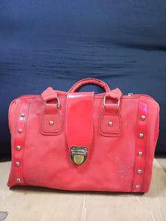 Lock Handbag