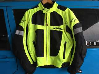 Alpinestar motorcycle mesh jacket