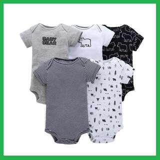 $3.60 wholesale Baby Rompers clearance! Totally brand new!