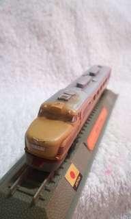 #winsb Vintage Del Prado 1:160 (N Gauge) Scale Model Train - Japan KIHA 81 Series