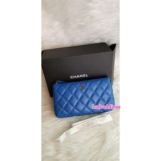 Preloved Chanel pouch