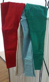 4 Pants RM100