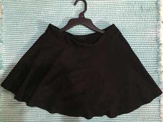 Bershka Basic Skirt