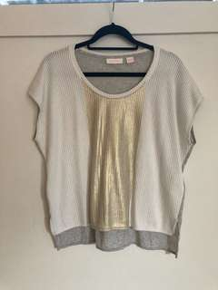 Sass and bide top size XS