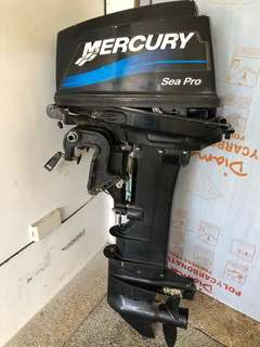 Outboard engine /25hp/mercury