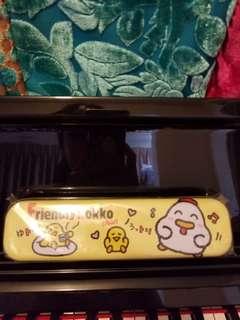 全新肥雞筆盒