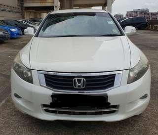 Honda Accord 2.4cc SG