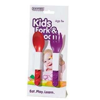 Placematix 2-pcs Kids Cutlery Set