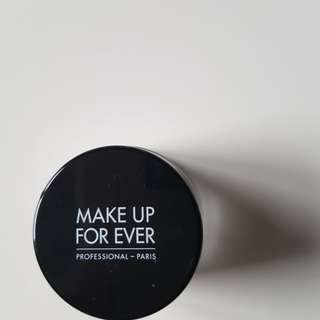 Make Up Forever HD Microfinish Face Powder, 1g. New. RRP$26