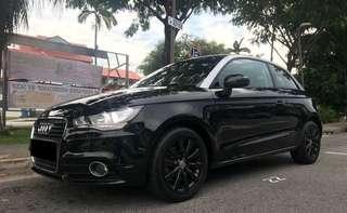 Audi A1 SG tfsi S-tronic