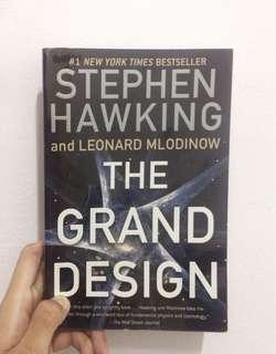 The Grand Design (by Stephen Hawking and Leonard Mlodinow)