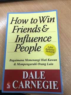 How To Win Friends & Influence People (Edisi Bahasa Melayu)