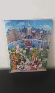 New Hong Kong Disneyland L-shaped File