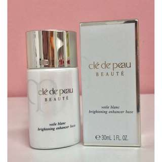 Cle De Peau Beaute Brightening Enhancer Base 30ml