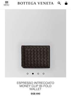 Bottega Veneta Wallet c2b5fec5cd78d