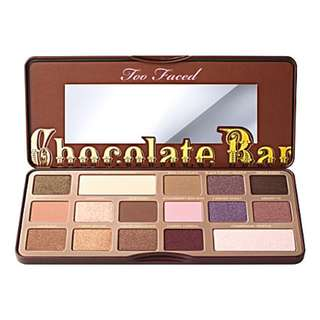 Too Faced - Chocolate Bar Eye Palette