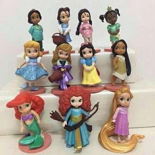 Disney Princess Toddler Collectors
