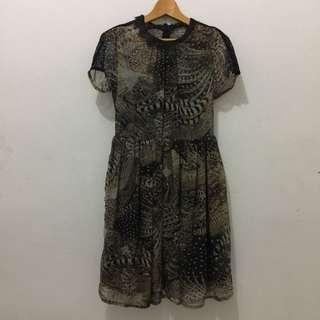 Alexander McQueen Couture Dress
