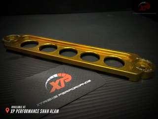 Bateri tie billet JDM DME D1 SPEC AVS HKS CENTURY size 70 Gold Color