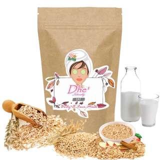 Masker Wajah Organic