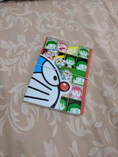 Doraemon Passport Case