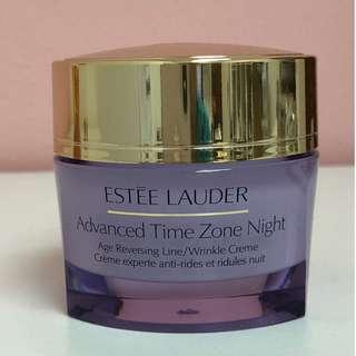 Estee Lauder Advanced Time Zone Night Age Reversing Line/Wrinkle Creme 50ml (Tester Pack)