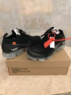 Nike Off White Vapormax v2.0 2018