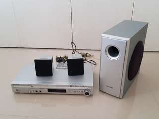 DVD Home Cinema system (HT-Q9)