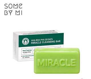 (FREE POS) Somebymi miracle cleansing bar 100% original 🔥
