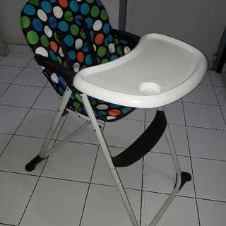 Cocolatte high chair kursi makan anak bayi