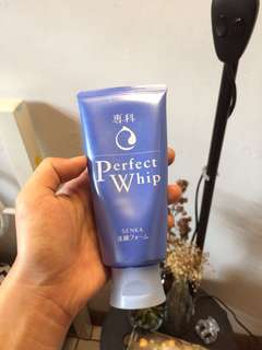 Senka Perfect Whip Face Wash