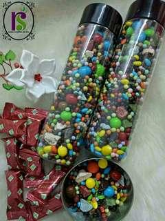 Coklat viral mix
