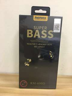 Remax Super Bass 耳機
