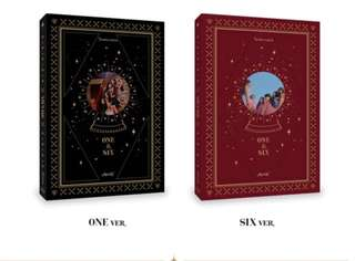APINK 7th mini album ONE SIX