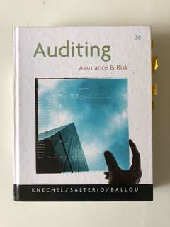 Auditing, assurance & Risk