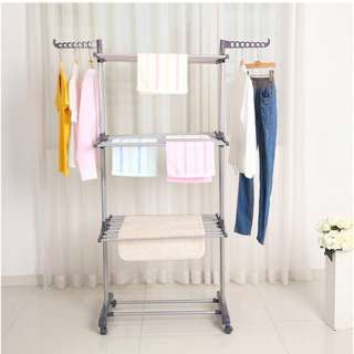 Clothes Drying Rack ❤️
